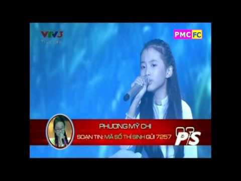 Giọng Hát Việt Nhí 2013 - Liveshow 2 - Phương Mỹ Chi - Lòng Mẹ (03/08/2013)