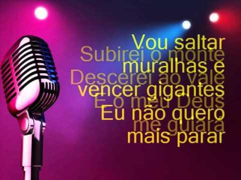 Playback- Aline Barros- Não Me Calarei