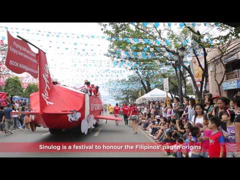 AirAsia @ Sinulog Festival 2014