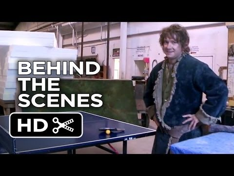 The Hobbit: The Desolation of Smaug Production Blog #13 (2013) HD