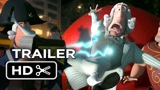 Mr. Peabody & Sherman Official Trailer #2 (2014