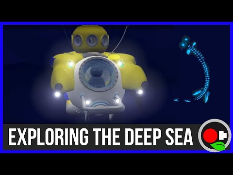 The Deep Sea - Exploring the Zones