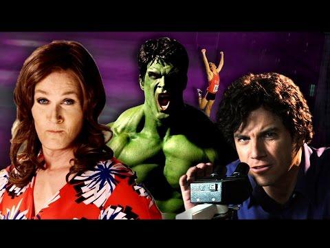 Bruce Banner vs Bruce Jenner - Epic Rap Battles of History - Season 5