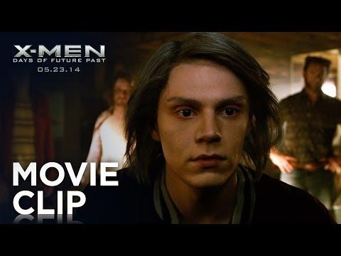 X-Men Days of Future Past | Quicksilver Clip [HD] | 20th Century FOX