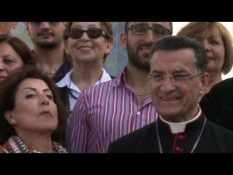 Patriacara maronita faz visita inédita à Terra Santa