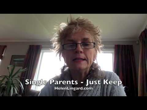 Single Parents - Just Keep Swimming