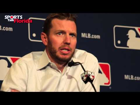 Blue Jays Roy Halladay On The Agony Of Retirement