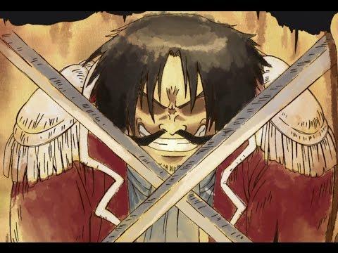 One Piece- Xử tử Vua Hải Tặc Gol D.Roger