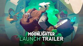 Moonlighter - Megjelenés Trailer