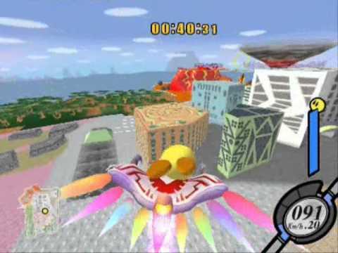 Kirby air ride machines