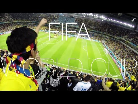 GOPRO: Honduras x Ecuador - FIFA World Cup Game