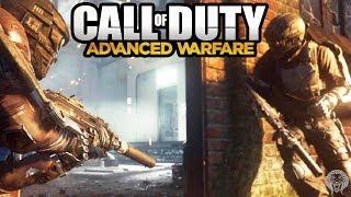 """COD Advanced Warfare: """"BIO LAB"""" Never Before Seen Mission"""