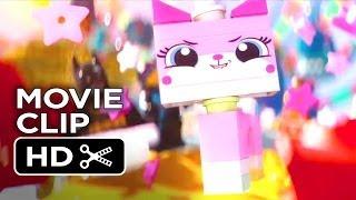 The Lego Movie CLIP Cloud Cuckoo Land (2014) Morgan