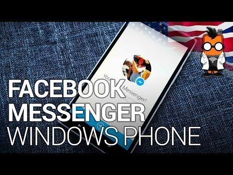 Facebook Messenger for Windows Phone Hands On