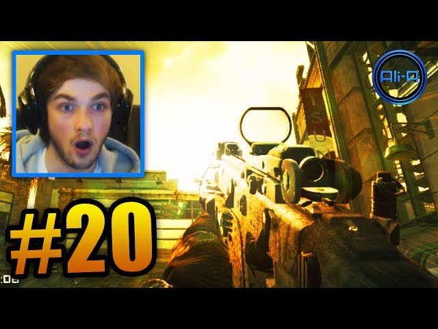 """Ali-A GETS KEM-D!"" - COD GHOSTS LIVE w/ Ali-A #20 - (Call of Duty Ghost Gameplay)"