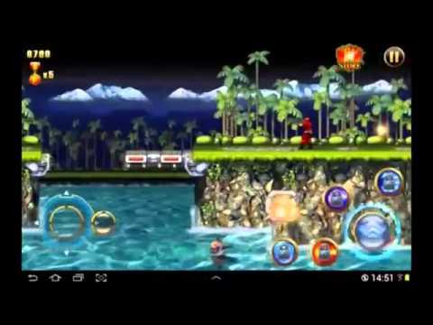 Tải Game Contra Evolution cho điện thoại Android miễn phí