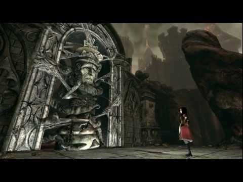 [Alice: Madness Returns] Cutscenes ~ Chapter 4: Queensland