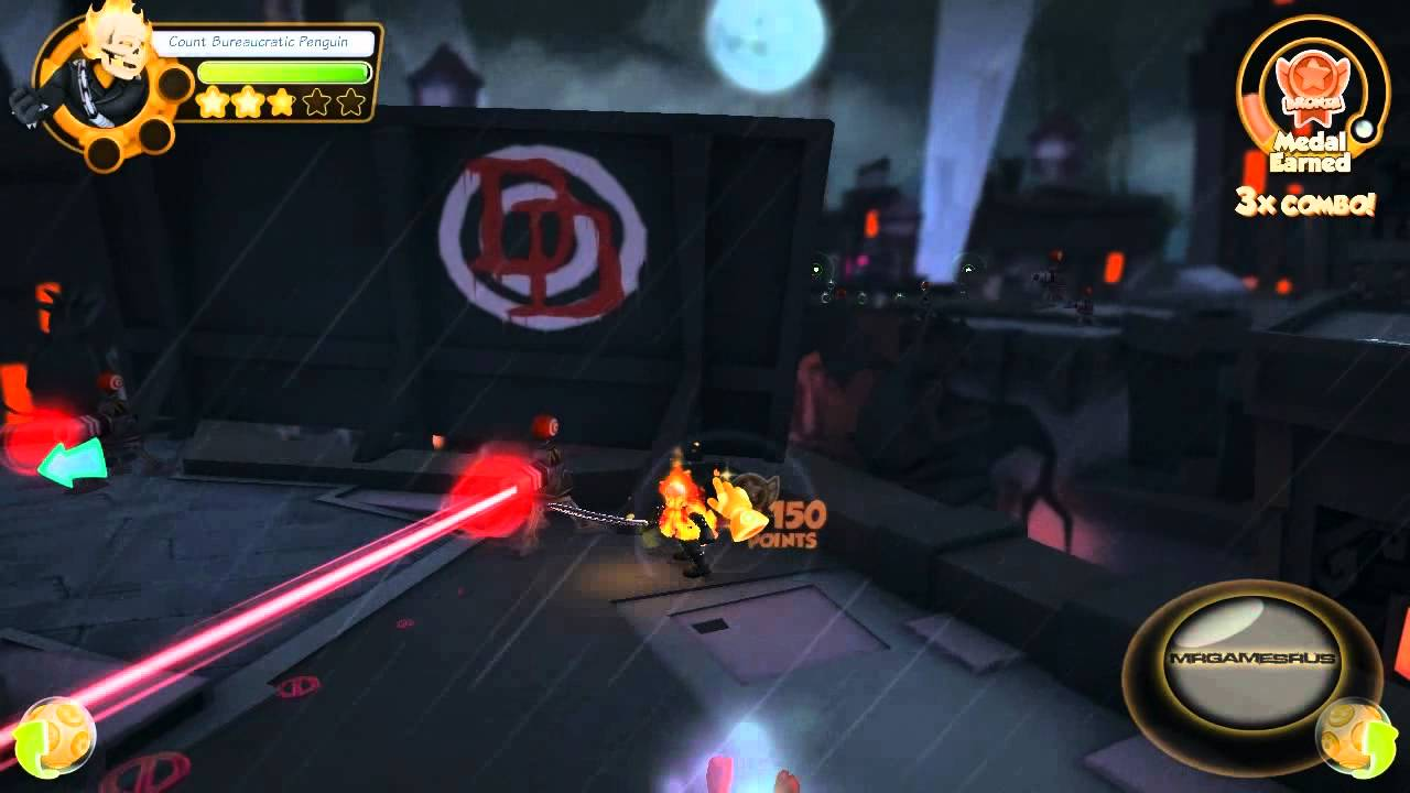 ghost rider 2 gameplay