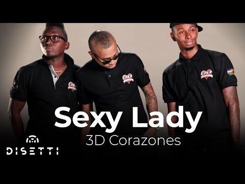 Sexy Lady [Cover] - 3D Corazones l Salsa Choke 2014