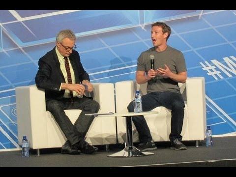 Zuckerberg reivindica compra Whatsapp en MWC 2014