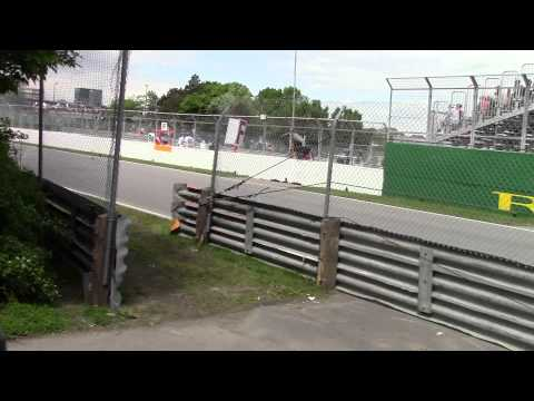 2014 Grand Prix Du Canada Practice Fly By Sound F1 V6 Turbo