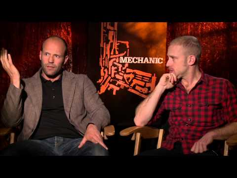 The Mechanic: Jason Statham Exclusive Interview