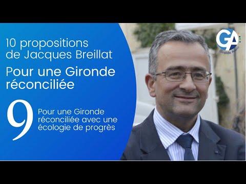 ' 9/10 Propositions de Jacques Breillat pour une Gironde Réconciliée '
