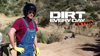 Overlanding Minibike Mayhem Outtakes! - Dirt Every Day Extra. MotorTrend.
