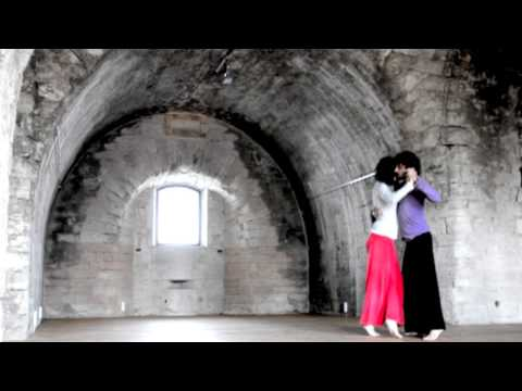 CONTACT AND TANGO - with Leilani Weis and Asaf Bachrach