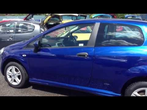 Fiat Grande Punto Active Sport 3dr Hatchback For Sale at Gatwick Motor World