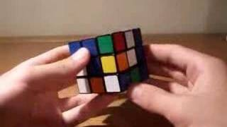 How To Solve A Rubik's Cube Faster