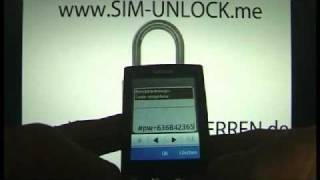 UNLOCKING NOKIA X3-02 BY CODE Www.Unlocking-Nokia.com How
