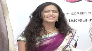 Lakshmi Raave Maa Intiki Movie Launch - Avika Gor,Naga Shourya