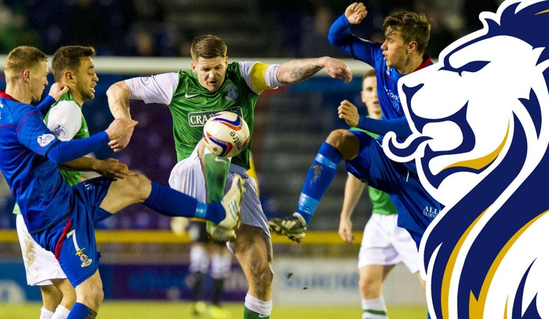 Inverness 0-0 Hibernian