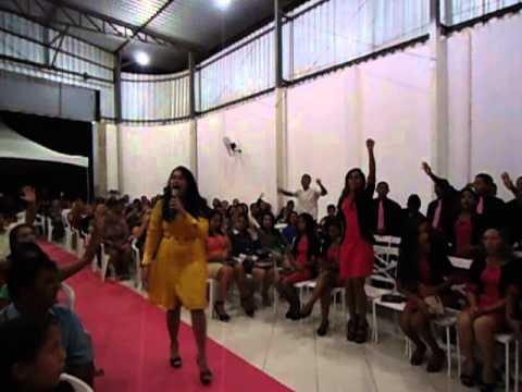 Wérica Costa - Quem Me Vê Cantando - IPOM - Bahia - Samuel Mariano