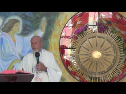 Evangelho e Homilia Padre José Sometti - Missa de Cura 07.05.2017