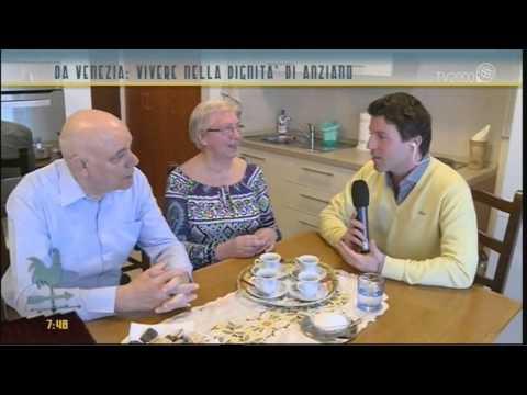 Da Venezia: vivere nella dignità di anziano