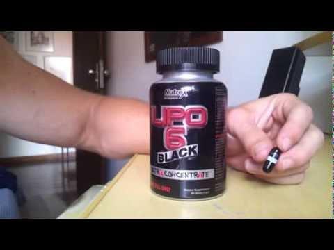 AbriCaixas #16 Relato - Lipo6 Black UC - NUTREX