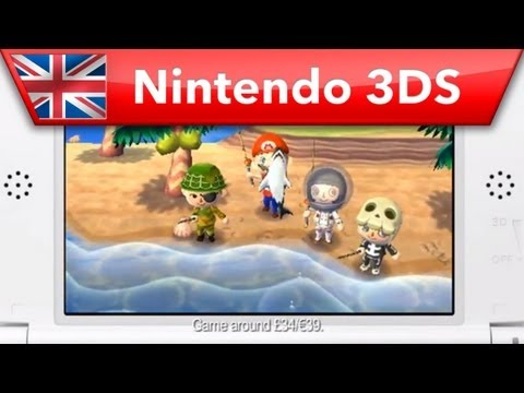 Animal Crossing: New Leaf - Lads Day Out Trailer (Nintendo 3DS), Enjoy total freedom in a brand new world with Animal Crossing: New Leaf - only on Nintendo 3DS. You are the mayor! Build and run your town exactly as you wan...