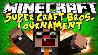 Minecraft: Super Craft Bros. TOURNAMENT - Round 3 (ChimneySwift11 POV)
