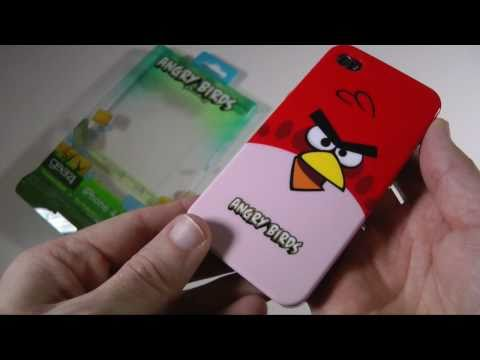 Gear 4 Angry Birds Case Review for iPhone 4 & 4S