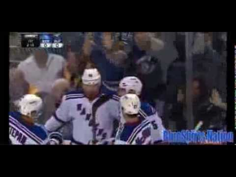 New York Rangers Rick Nash ***MUST SEE GOAL!*** Dec 5th vs Buffalo Sabres!
