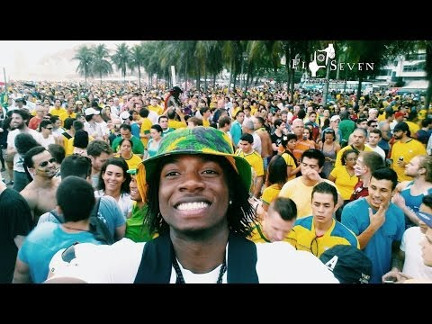World Cup Diary Of Brazil - Protests On The Streets & Celebrations On The Copacabana Beach