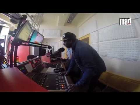 Mad Beast @Radio ARA Jamming Session - Ghetto Youth ft Nyttman