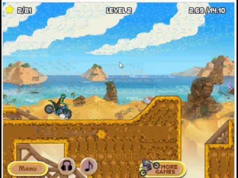 Game siêu xe địa hình 2 - đua xe moto mạo hiểm