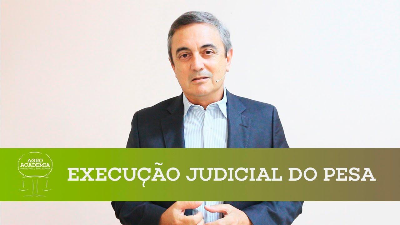 Execução Judicial do PESA