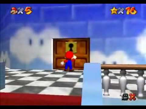 TAS Super Mario 64 N64 in 15:35 by Rikku, Tool-Assisted http://www.speedruns.net Played by Rikku in 15:35 and encoded and presented by SpeedRuns.net. This is a tool-assisted speedrun which takes adva...