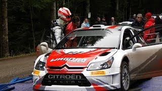 Vid�o Test Day Quentin Gilbert / Citroen C4 WRC / Pr� Rallye du Touquet 2014 [HD] par Speed Est Racing (1506 vues)