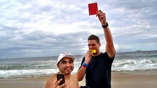 Red Cards in Rio Prank   Dude Perfect