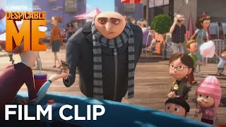 "Despicable Me: Clip: ""It's so Fluffy"""
